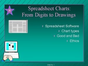 Spreadsheet Charts From Digits to Drawings H Spreadsheet