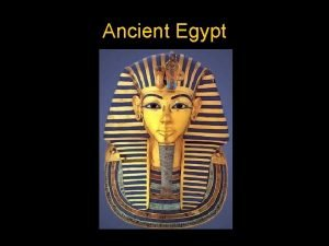 Ancient Egypt Egyptian Funerary Masks Funerary Masks The