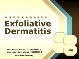 Add Your Company Slogan Exfoliative Dermatitis Miss Wichuta