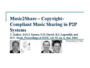 Music 2 Share Copyright Compliant Music Sharing in