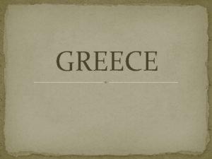 GREECE https www youtube comwatch vRRq 7 l