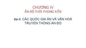 CHNG IV N THI PHONG KIN Bi 6