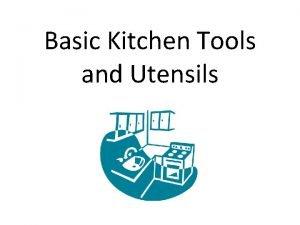 Basic Kitchen Tools and Utensils Large Appliances Refrigeratorsmay