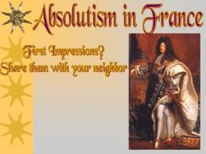 Young Louis XIV born in 1638 ruled from