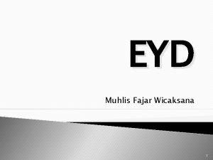 EYD Muhlis Fajar Wicaksana 1 Tes wawasan kebahasaan