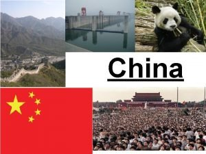 China China A Landscapes Worlds 4 th largest