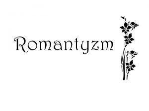 Pocztek 1822 wydanie Ballad i romansw Adama Mickiewicza