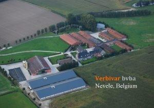 Verbivar bvba Nevele Belgium Kristof and Angelique Verschelde