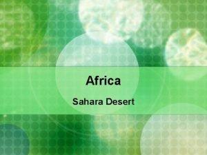 Africa Sahara Desert Sahara Desert Sahara Desert Sand