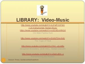 LIBRARY VideoMusic http www youtube comwatch vL 9