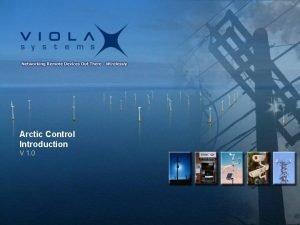 Arctic Control Introduction V 1 0 Arctic Control