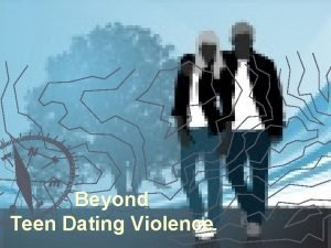 Beyond Teen Dating Violence What is Exploitation Exploitation