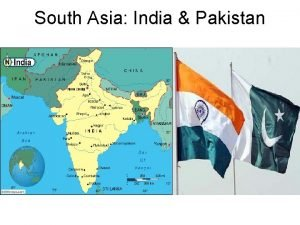 South Asia India Pakistan Colonialism in Asia Between