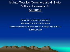 Istituto Tecnico Commerciale di Stato Vittorio Emanuele II