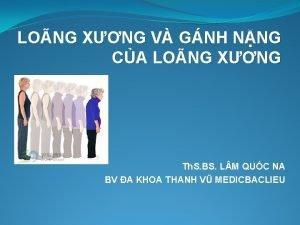 LONG XNG V GNH NNG CA LONG XNG