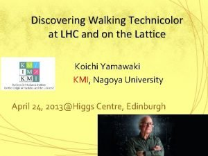 Discovering Walking Technicolor at LHC and on the