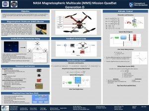 NASA Magnetospheric Multiscale MMS Mission Quad Sat Generation