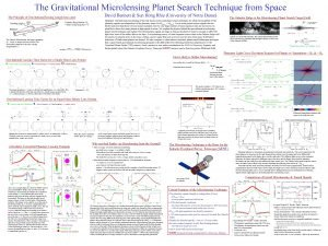 The Gravitational Microlensing Planet Search Technique from Space