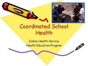 Coordinated School Health Indian Health Service Health Education