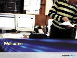 Welcome u Active Directory Site u Active Directory