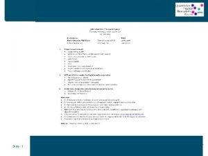 Slide 1 Confidential Slide 2 Confidential Interalgorithm Study