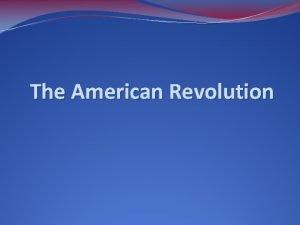 The American Revolution April 1775 Battle of Lexington