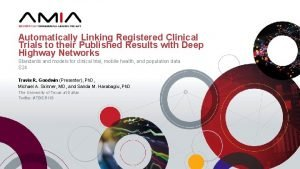 Automatically Linking Registered Clinical Trials to their Published
