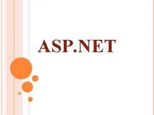 ASP NET BASE CLASS LIBRARY NET Framework Class