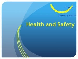 Health and Safety Staying healthy 5 th edition