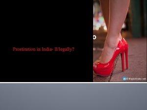 Prostitution in India Illegally Prostitution in India Natpurwa