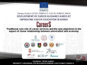 Tempus Project 517119 TEMPUS1 2011 RSTEMPUSSMGR DEVELOPMENT OF