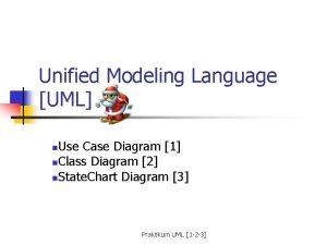 Unified Modeling Language UML Use Case Diagram 1