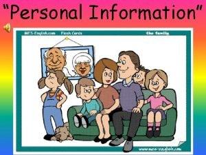 Personal Information v brave clever ai polite kind