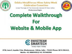 Complete Walkthrough For Website Mobile App 736 Lane3