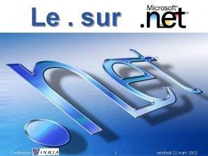 Bienvenue Le sur Franois MERAND NET Architect Division