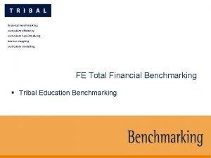 Insert Title financial benchmarking curriculum efficiency curriculum benchmarking