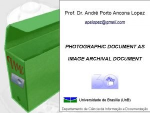 Prof Dr Andr Porto Ancona Lopez apalopezgmail com