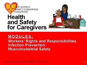 Health and Safety for Caregivers MODULES Workers Rights