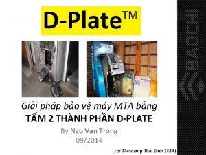 Gii php bo v my MTA bng TM