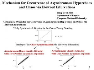 Mechanism for Occurrence of Asynchronous Hyperchaos and Chaos