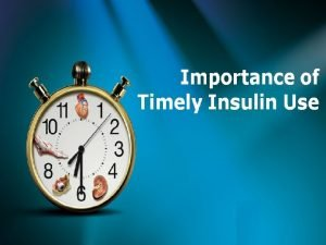 1 Natural History of Type 2 Diabetes Progression