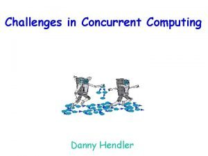 Challenges in Concurrent Computing Danny Hendler Moores law