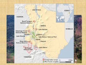 Mau Forest Overview What is the Mau forest
