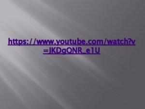 https www youtube comwatch v JKDg QNRe 1