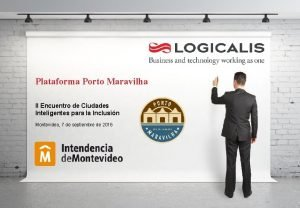 Plataforma Porto Maravilha II Encuentro de Ciudades Inteligentes