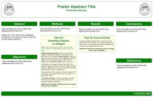 Poster Abstract Title Presenter Names Abstract Copy and