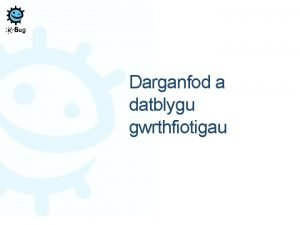 Darganfod a datblygu gwrthfiotigau Penisilin y gwrthfiotig cyntaf