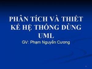 PH N TCH V THIT K H THNG