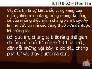 KT 32 c Tin V c tin l