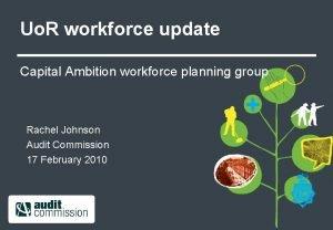 Uo R workforce update Capital Ambition workforce planning